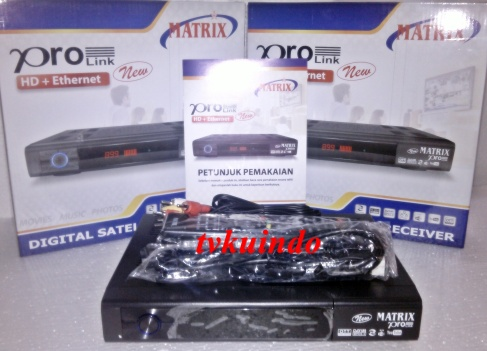 matrix prolink hd