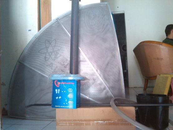 paket parabola