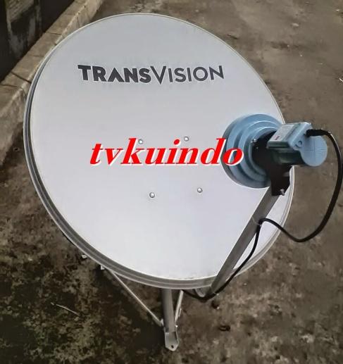 parabola tranvision