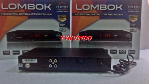 receiver  lombox bellakang'