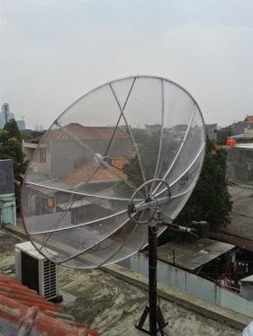 parabola jaring 2