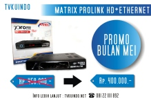 matrix prolink promo mei