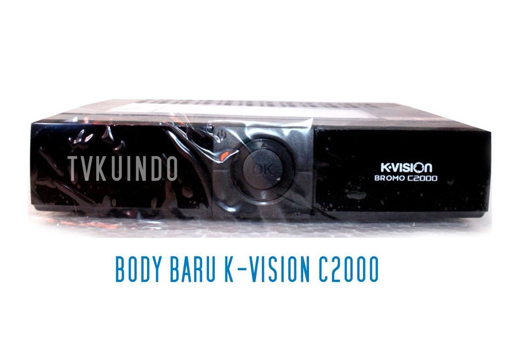 receiver c2000 baru