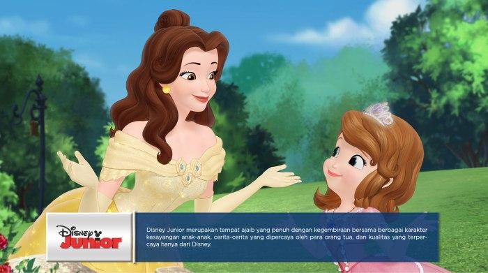 Мультфильм принцесса софия история принцессы