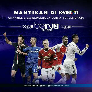 Bein sport 3 di Kvision 2016