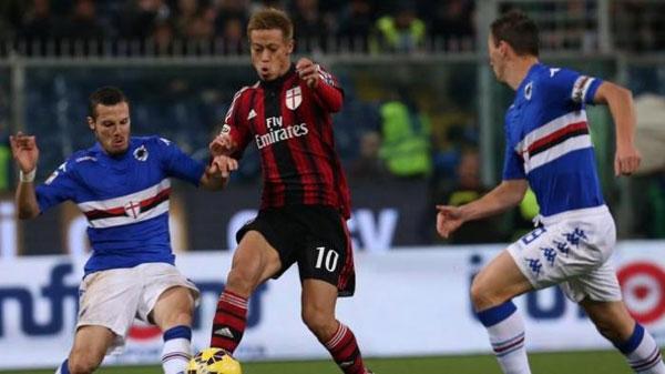 Hasil-Pertandingan-AC-Milan-vs-Sampdoria-Serie-A-Italia