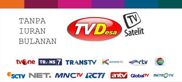 Tv desa Saingan ninmedia Siarkan tv nasional gratis