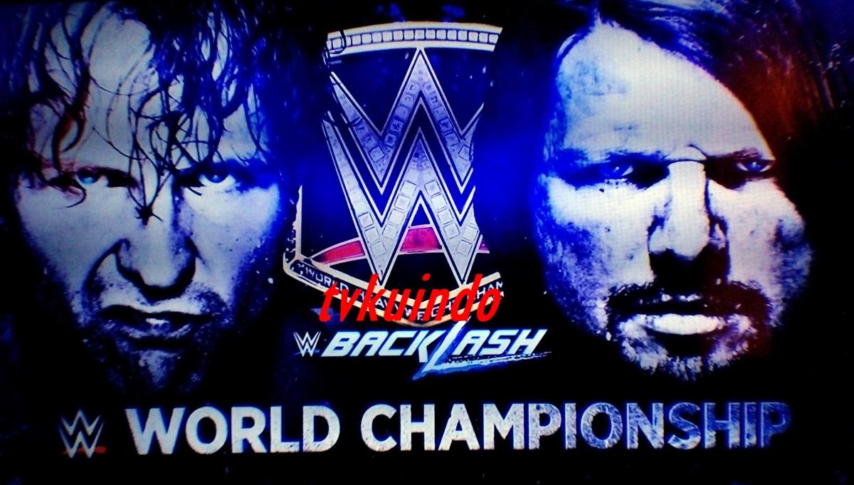 Nonton WWE Smackdown (Live) Gratis