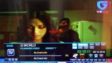 G World channel