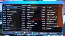 list channel ninmedia desember 2016