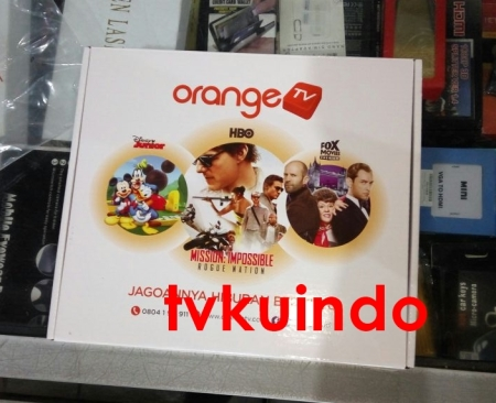 orange tv c band