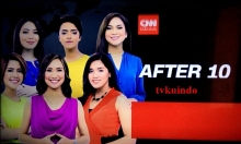 CNN Indonesia di Sat telkom