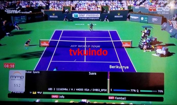 channel hiburan olahraga