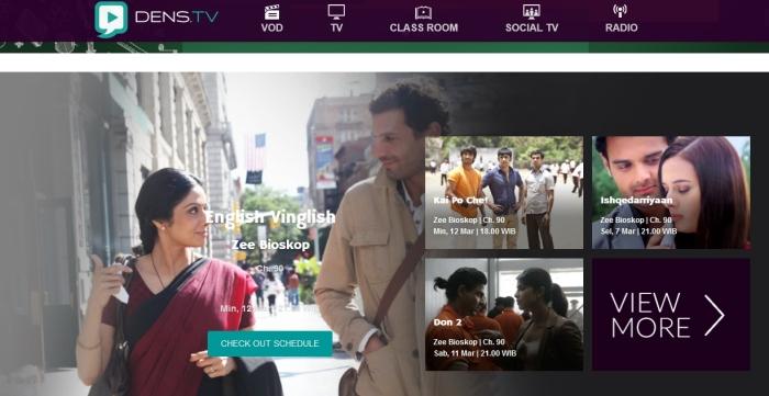 dens tv