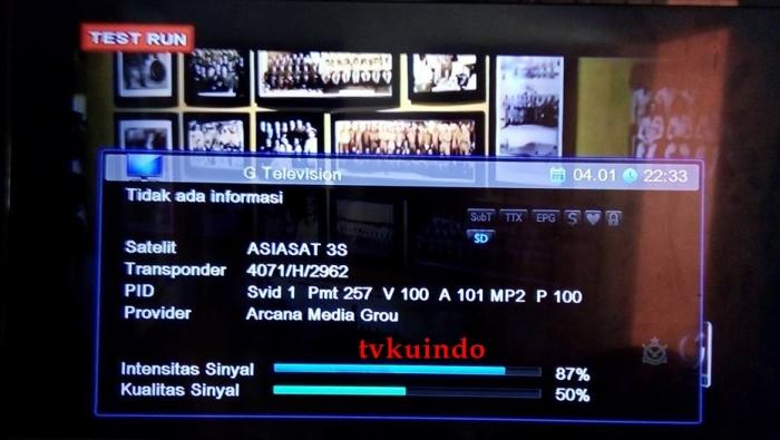 g televison