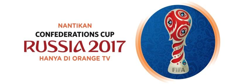 Hasil gambar untuk EKSKLUSIF FIFA CONFEDERATIONS CUP RUSSIA 2017