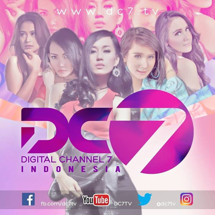 digital channel 7