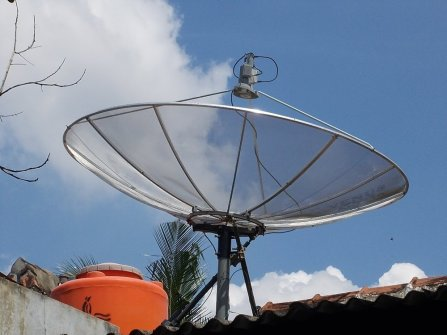 Antena_TV_Parabola