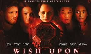 FILM HORROR 'WISH UPON'1