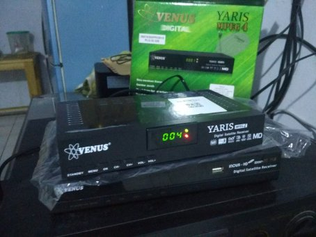 Receiver_Ninmedia_Venus_Yaris