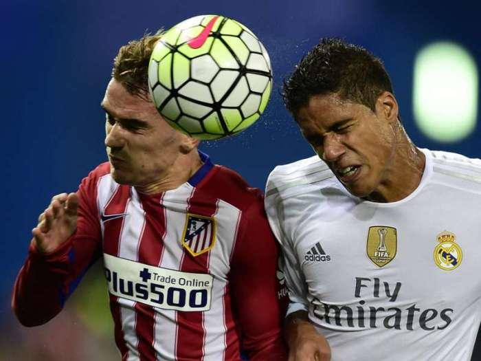 Dua klub asal kota Madrid 2