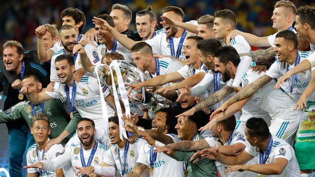 Dua klub asal kota Madrid
