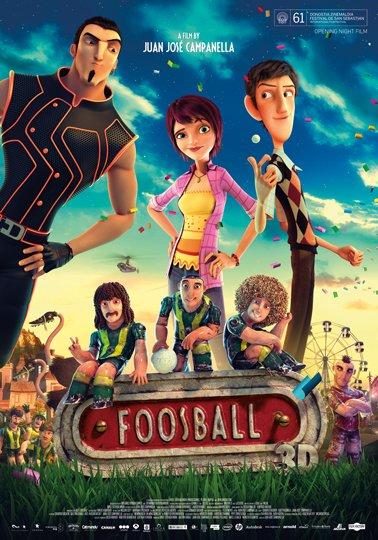 MY KIDS FOOSBALL