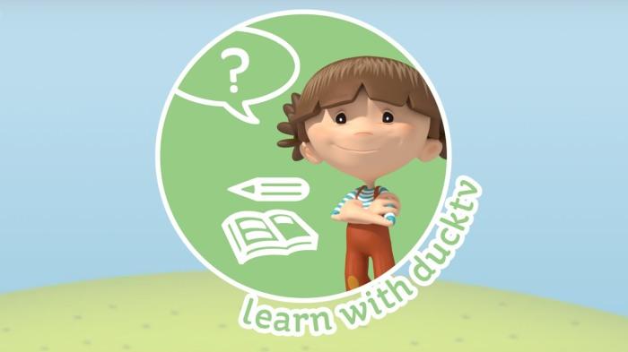 DUCKTV LEARN WITH DUCKTV1