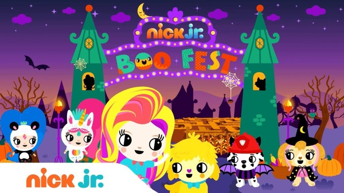NICK JR SPESIAL HALLOWEEN!6