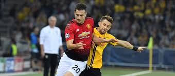 MANCHESTER UNITED VS YOUNG BOYS1